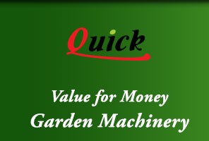 quick garden machinery